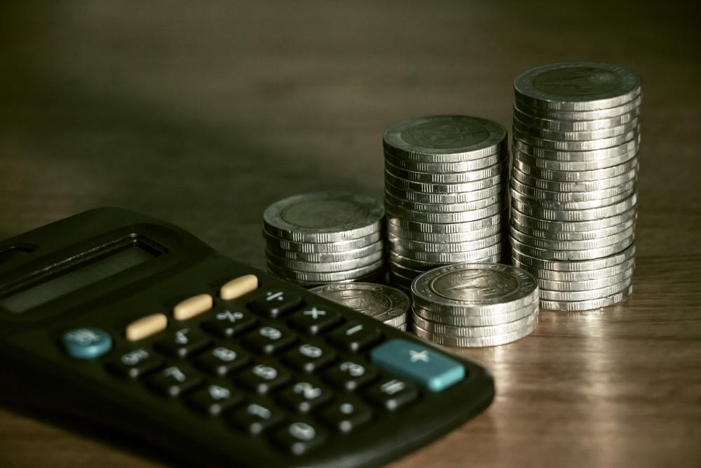 税金の計算・節税効果の計算 電卓 お金